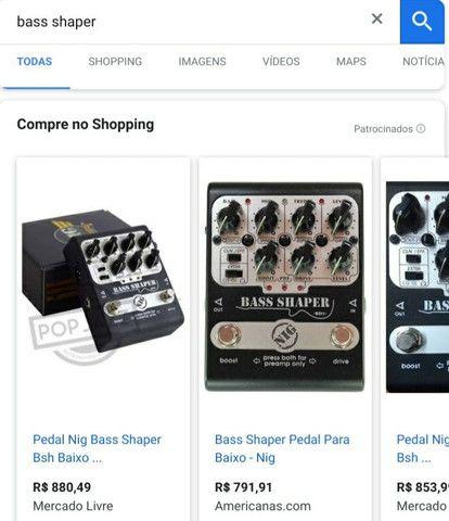 Bass shaper
