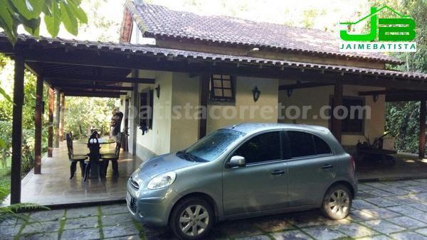 Ótimo sítio 90 mil m² c/ 3 casas em Vale das Pedrinhas - Guapimirim/RJ - Foto 6