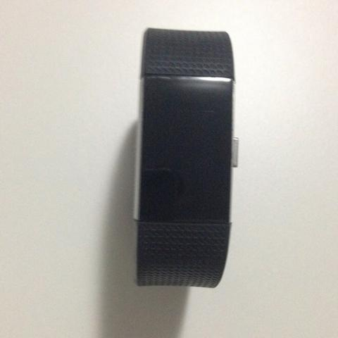 Fitbit charge 2 preto large