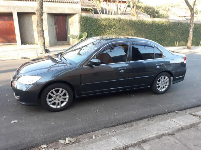 Honda Civic .l.x.1.7.completo. .gasolina.lindo Carro .qualquer Prova