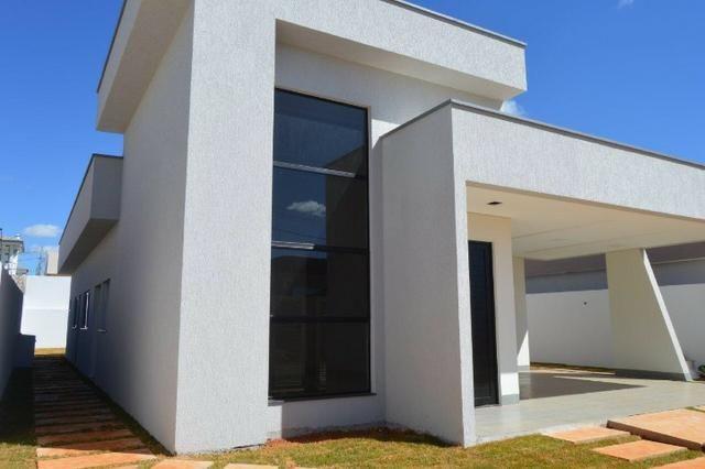 Samuel Pereira oferece: Casa 3 Suites Nova Pé Direito Duplo Churrasqueira Alto da Boa Vist - Foto 2