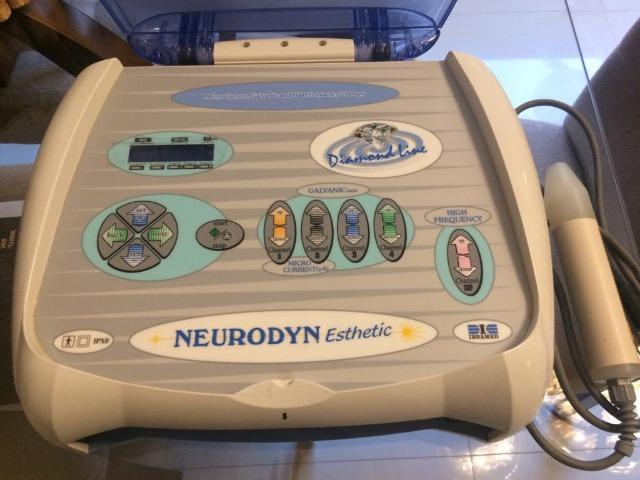 Neurodyn Esthetic Ibramed - Aparelho De 9 Terapias Estéticas
