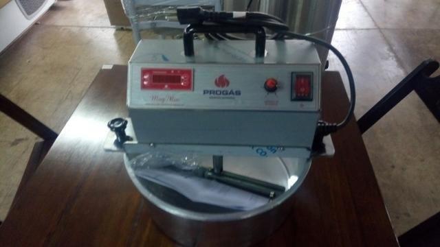 Misturador par doce, mong mix / gás e elétrico