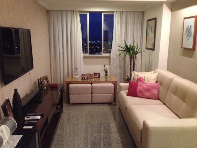 Apartamento mobiliado bairro Petrópolis para aluguel com 1 quarto (suíte)