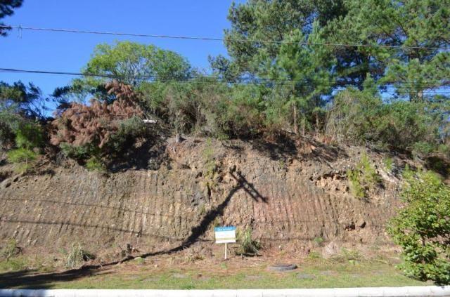 Terreno à venda, 831 m² por r$ 290.000,00 - mato queimado - gramado/rs