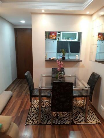Apartamento na Fazendinha, área central, reformado e semimobiliado 189.000. Financia - Foto 3