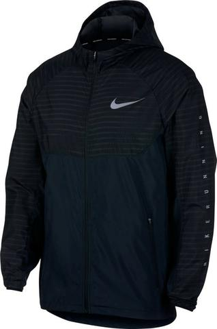 Jaqueta Nike Quebra Vento Degrade preto tam: p-m-g-gg-xg