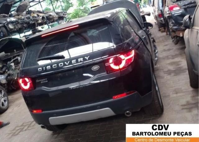 Peças Land Rover Discovery Sport - Foto 5