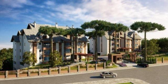 Apartamento com 2 dormitórios à venda, 86 m² por r$ 873.690,41 - bavária - gramado/rs - Foto 2