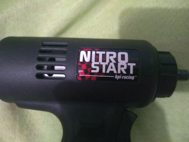 Rotor start hpi para automodelo