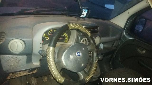Fiat Doblo Adventure 1.8, 5 portas, licenciado 2019, DUT em Branco. - Foto 5