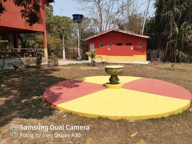 Day use10 km de Cuiabá ,somente você na data sem mistura de outras pessoas na data - Foto 11