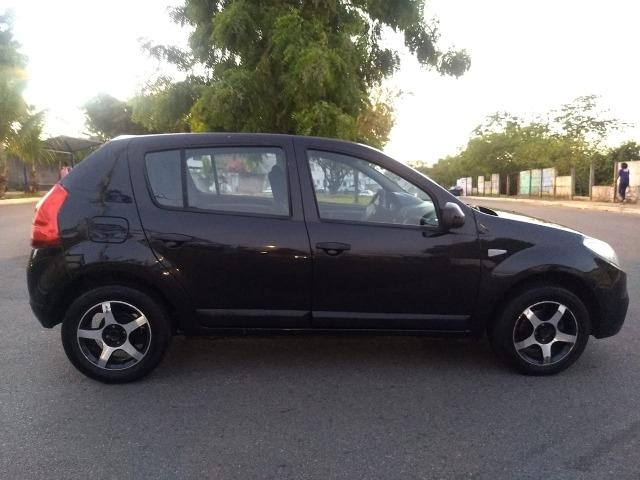 Renault Sandero 1.6 Expression 8V Manual top!!! - Foto 2