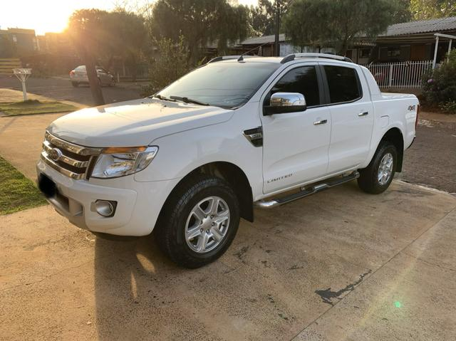 Vendo ranger 3.2 limited a diesel