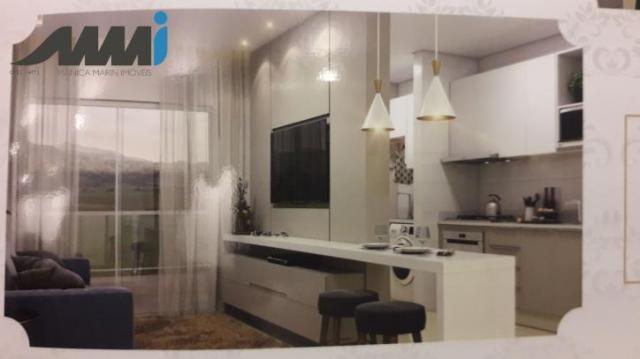 Di napoli - apartamento com 2 quartos sendo uma suite - Foto 5