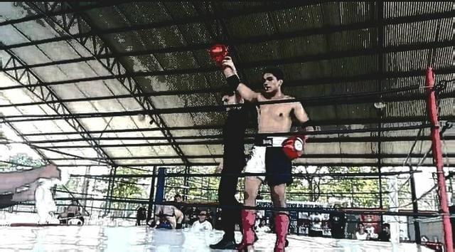 Aula particular de Muay Thai