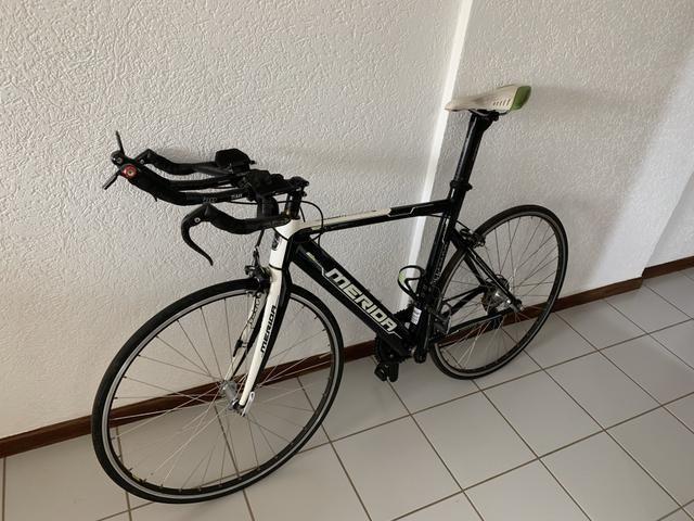 Bike tt-merida warp 9 - Foto 2