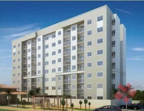 Apartamento com 2 e 3 Quartos à venda, 100 m² por R$ 222.000 - Vila Alzira - Aparecida de