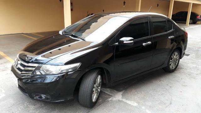 City EX 1.5 2014 aut (abaixo da fipe) aceito troca menor valor