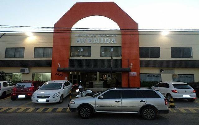 Salas em centro empresarial na Maria Lacerda