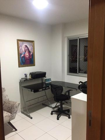 Apartamento 2qts 1suite 1vaga, alto padrao, lazer, prox shopping Buriti, ac financiamento - Foto 15