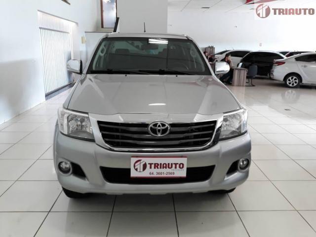 Toyota Hilux SRV CD 4x2 Flex /// POR GENTILEZA LEIA TODO O ANÚNCIO - Foto 2