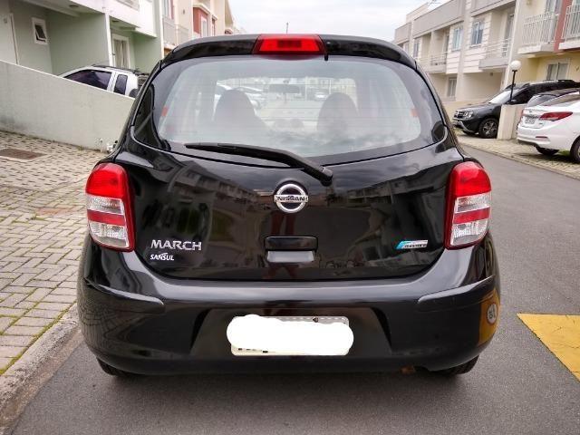Nissan March 1.6 S 2013 / 14 - Foto 5