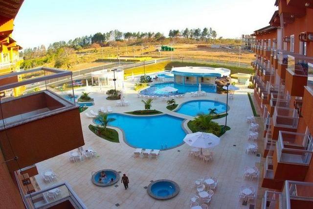 Particular - FLAT no Hotel Lagoa Quente - Foto 8