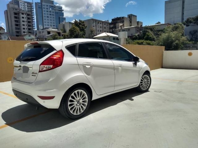 New Fiesta Titanium 1.6 2017