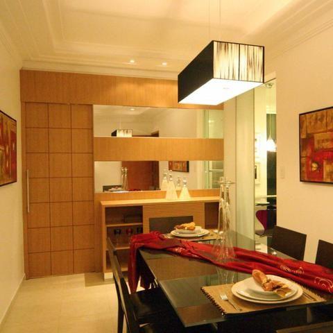 Apart 3 qts 1 suite novo lazer compl ac financiamento prox ao Buriti shop - Foto 3