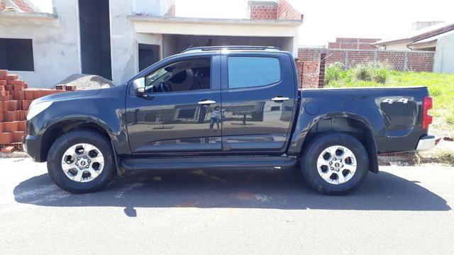 Urgente vendo S10 ltz aut diesel motor 200cv 98 mil no Dinheiro - Foto 5
