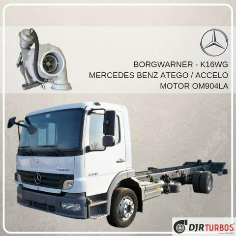 Turbina para MBB Atego/Accelo OM904LA