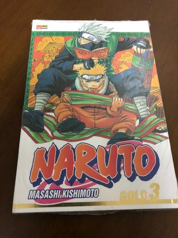Mangá Naruto Gold - Diversos Volumes - Foto 2