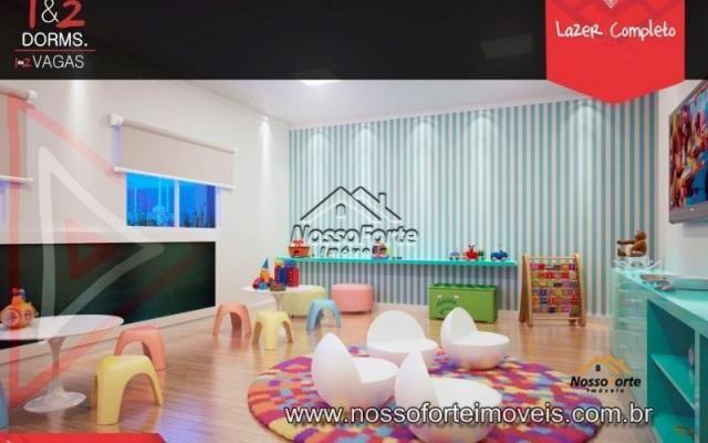Lançamento Apartamento na Tupi em Praia Grande - Foto 11