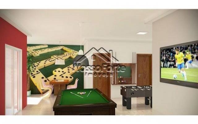 Apartamento na Vila Mirim em Praia Grande - Foto 6