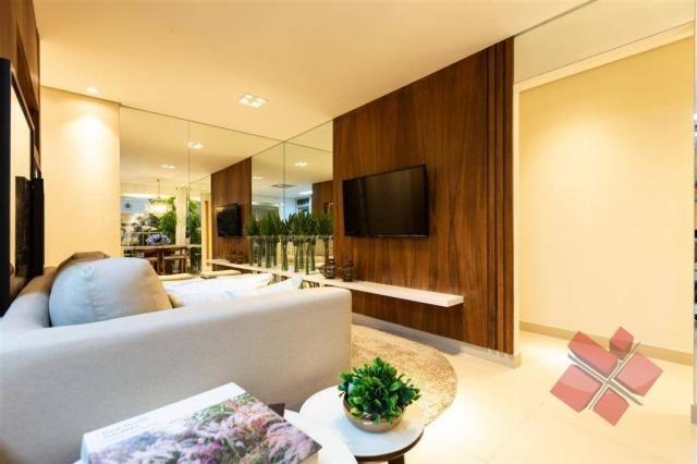 Apartamento com 2 ou 3 Quartos, 63 e 76 m² - Setor Pedro Ludovico - Goiânia/GO - Foto 8