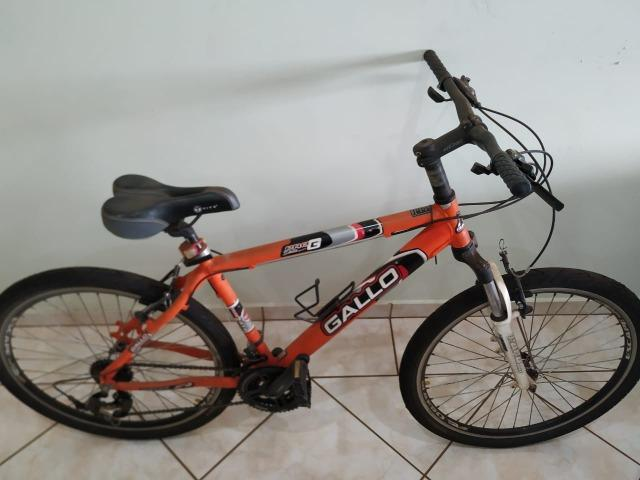 Bicicleta Gallo Pro G Série Special Laranja