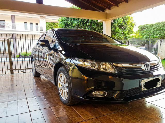 Honda civic lxr 2014 flex one - Foto 4