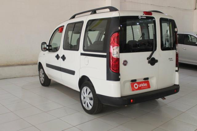 Fiat Doblo Essence 1.8 7 Lugares IPVA 2020 Pago - Foto 2