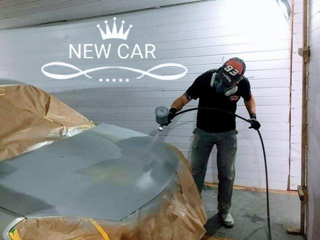 Contrato preparador e pintor automotivo com experiência