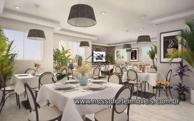 Lançamento Apartamento na Mirim em Praia Grande - Foto 7