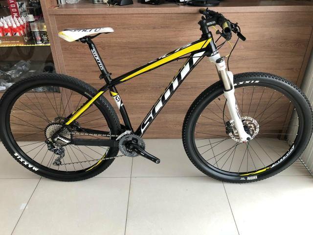 Bicicleta Scott scale 970 tamanho M