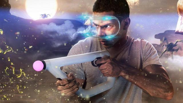 Festa Playstation PS4 VR (Realidade Virtual) - Foto 3