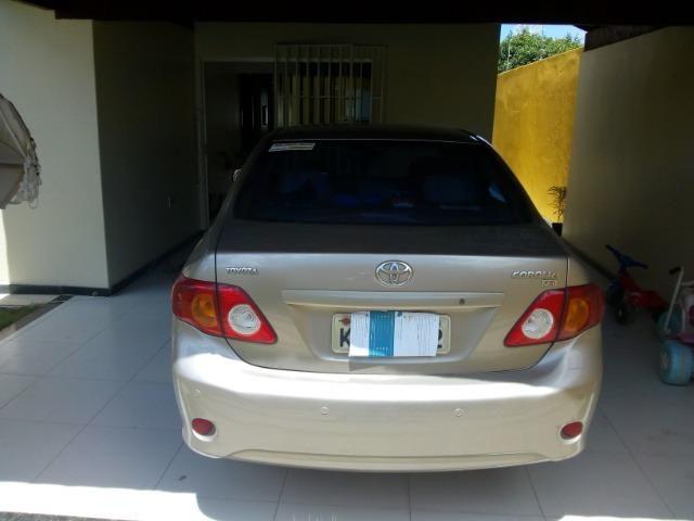 Corolla Xei 1.8 2008/09 - Foto 6