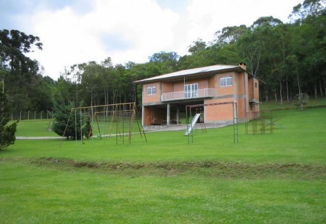 Chácara Campo Magro Área de 21.477m² - Com Benfeitorias - Foto 2