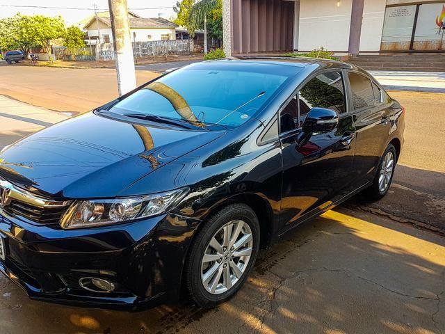 Honda civic lxr 2014 flex one