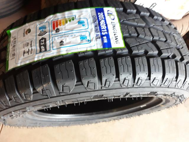 PNEU 205/60R15 Borrachudo SAVEIRO