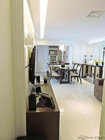 Apartamento 2 dormitórios 90 m² Jd. Aquarius - Foto 12