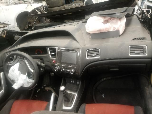 Sucata Civic coupe si 2.4 2014 - Foto 5