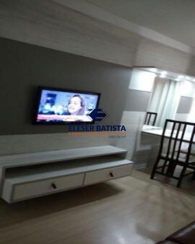 Apartamento à venda com 3 dormitórios em Recreio das laranjeiras, Serra cod:AP00097 - Foto 2
